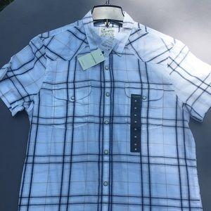 Men's Lucky Brand Shirt NWT